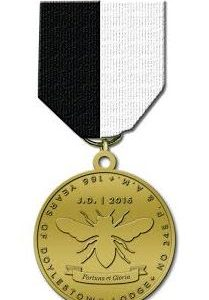 About the Master's Medal 2016