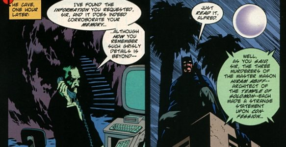 Batman: Freemason