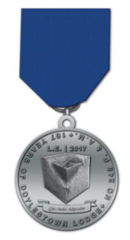 About the Master's Medal 2017