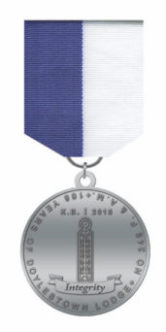 About the Master's Medal 2018