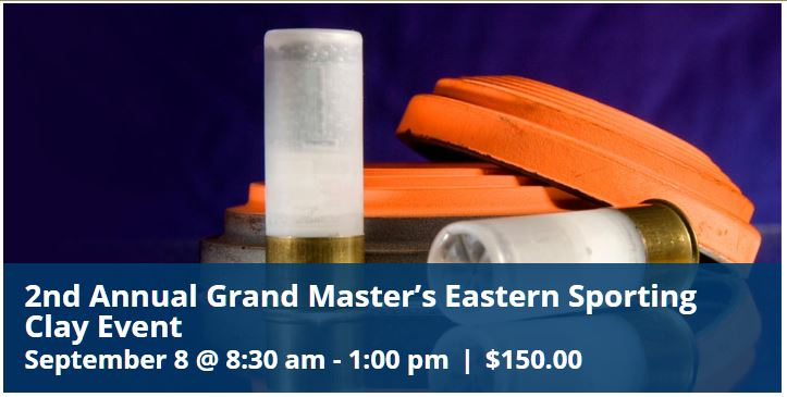 2nd Annual Grand Master's Eastern Sporting Clay Event