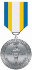 About the Master's Medal 2020