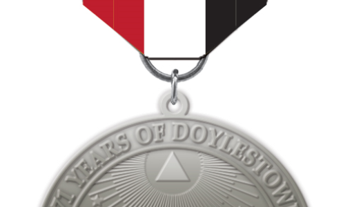 About the Master's Medal 2021